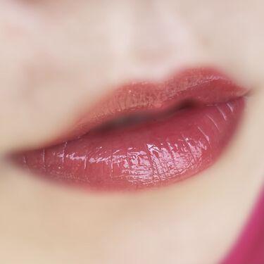 【画像付きクチコミ】SISTERANNムードフィットセラムティント03ROSEBEIGE6月1日からメガ割が始まるとのことで、Qoo10様の方からいただきました✨初めて使うブランドです😍ドキドキしながら唇に塗布しましたが、荒れたりガサガサになったりせず使...