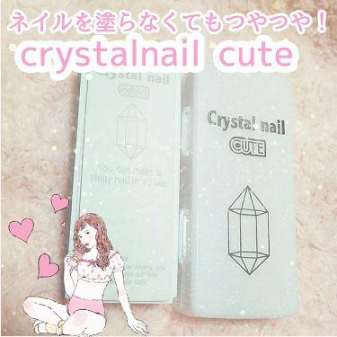 その他 crystalnail cute