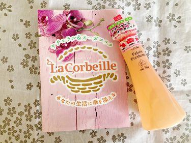 オーガニックランドリー ファブリックフレッシュナー オーキッドの香り/ラ コルベイユ/ファブリックミストを使ったクチコミ(1枚目)