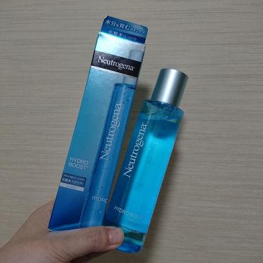 ハイドロブースト(R) トリートメント ローション I(クリア)/Neutrogena/化粧水を使ったクチコミ(2枚目)