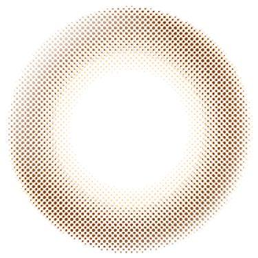 エバーカラーワンデーナチュラル モイストレーベルUV Silhouette Duo(シルエットデュオ)