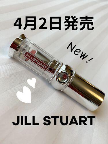 ルージュ リップブロッサム ペタルグロウ/JILL STUART/口紅を使ったクチコミ(1枚目)