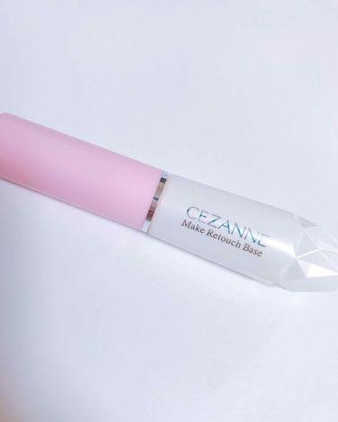 ℳさんの「CEZANNE皮脂テカリお直し液<化粧下地>」を含むクチコミ