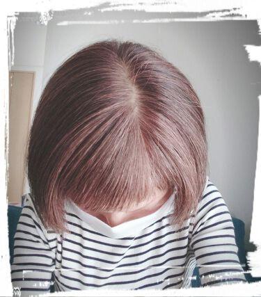白髪用 利尻カラーシャンプー/自然派clubサスティ/シャンプー・コンディショナーを使ったクチコミ(3枚目)