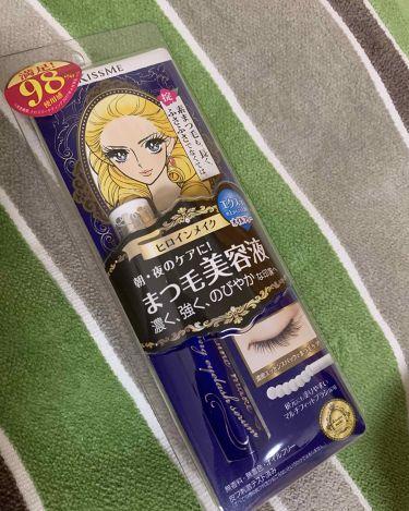 アイラッシュセラム/ヒロインメイク/まつげ美容液を使ったクチコミ(1枚目)