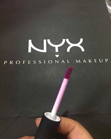 ソフト マット リップクリーム/NYX Professional Makeup/口紅を使ったクチコミ(2枚目)