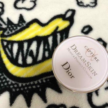 【旧】カプチュール トータル ドリームスキン クッション/Dior/化粧下地を使ったクチコミ(1枚目)