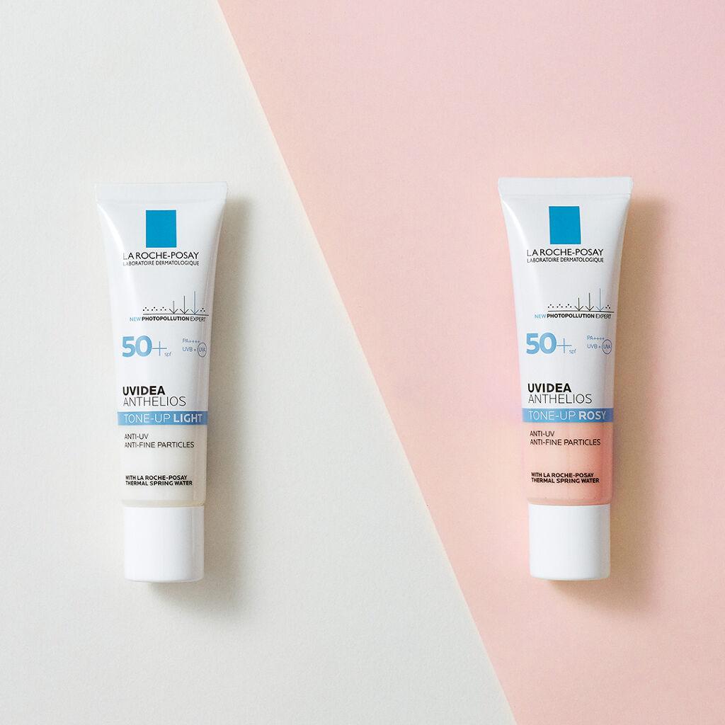 季節の肌悩み・UV対策に あなたはどっちのトーンアップ派?(1枚目)
