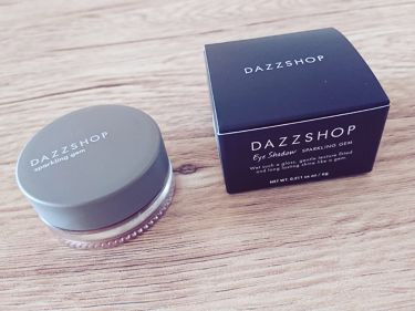 choco♡さんの「DAZZSHOPスパークリング ジェム<ジェル・クリームアイシャドウ>」を含むクチコミ