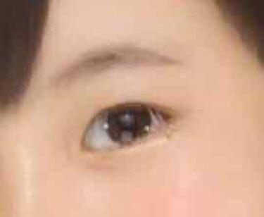 パワーアイリッドフィックス/Decorative Eyes/二重まぶた用アイテムを使ったクチコミ(2枚目)