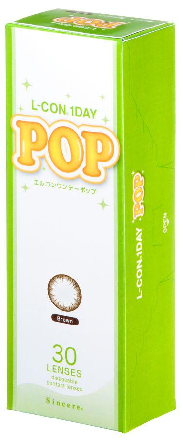 エルコンワンデー ポップ (L-CON 1DAY POP) シンシア