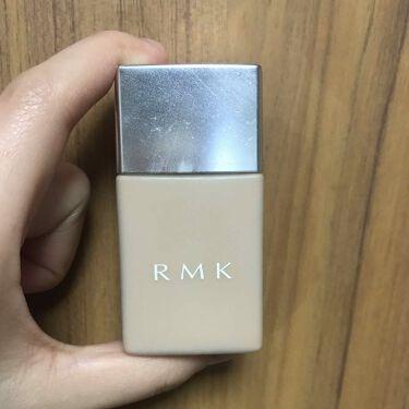 UVリクイドファンデーション/RMK/リキッドファンデーションを使ったクチコミ(1枚目)