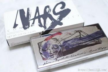 NARS コナーティングリー アイシャドウパレット8493