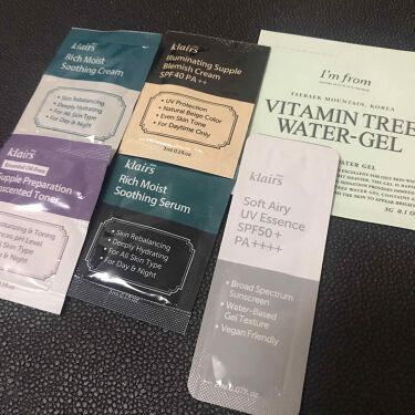 Freshly Juiced Vitamin Drop/Klairs/美容液を使ったクチコミ(3枚目)