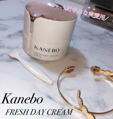 カネボウ フレッシュ デイ クリーム/KANEBO/化粧下地を使ったクチコミ(1枚目)