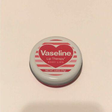 リップ ロージーハート/ヴァセリン/リップケア・リップクリームを使ったクチコミ(1枚目)