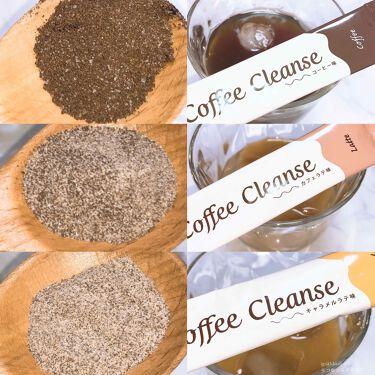 【画像付きクチコミ】株式会社RiseandShine様より、Dr.CoffeeキリッとCoffeeCleanseをお試しさせていただきました😊一息入れる時の一杯をこちらに切り替えてダイエットを日常に☕️、というのがコンセプト。シクロデキストリンや有胞子乳...