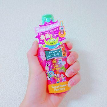 ボディスプレー スウィートピオニー/ボディファンタジー/香水(レディース)を使ったクチコミ(3枚目)