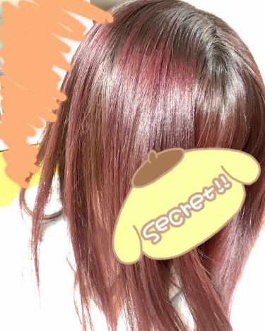 ANCELS COLOR BUTTER/エンシェールズ/ヘアパック・トリートメントを使ったクチコミ(3枚目)