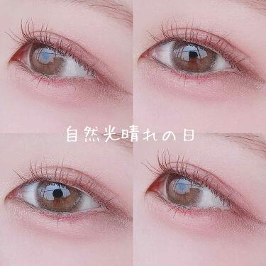 【画像付きクチコミ】❁︎❁︎裸眼風カラコン❁︎❁︎バレずに盛る、色素薄めの瞳に…もともとがこの色かのように見せる裸眼風のカラコンです💭┈┈┈┈┈┈┈┈┈┈⚪︎LuMiaクォーツブラウン┈┈┈┈┈┈┈┈┈┈ベージュブラウンのぼかしフチが瞳に馴染むカラコンで...
