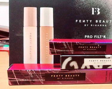 fenty beauty STARLIT LIP/SEPHORA/口紅を使ったクチコミ(1枚目)