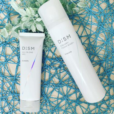 ディズム クリーミーフォームウォッシュ/DISM/泡洗顔を使ったクチコミ(1枚目)