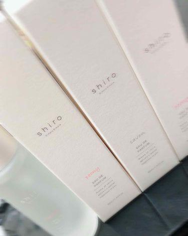 ピオニー オードパルファン/SHIRO/香水(レディース)を使ったクチコミ(1枚目)