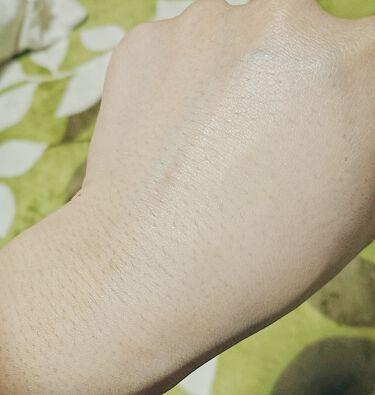 メロウトーンアップクリーム/meloMELI/化粧下地を使ったクチコミ(3枚目)
