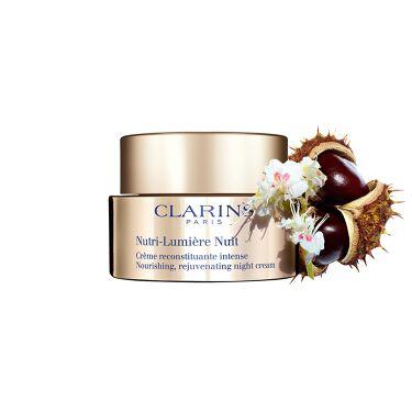 2020/9/4発売 CLARINS Nルミエール ナイト クリーム