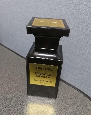 【画像付きクチコミ】TOMFORD✳オード・パルファムスプレィタバコ・バニラの香り男女兼用で使える香水でスパイシーだけどバニラの香りもしっかり感じる大人な香水好き嫌いあると思います。ダイレクトにつけると匂いがきついので付け方にいつも迷います(;´Д`)ト...