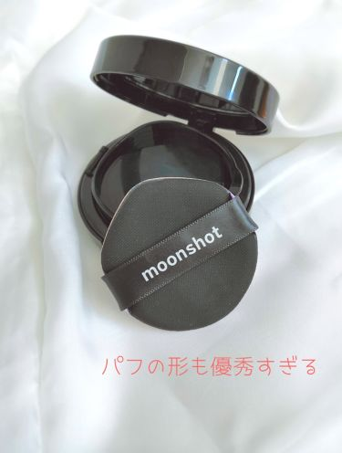 Micro setting fit Cushion/moonshot/その他ファンデーションを使ったクチコミ(2枚目)