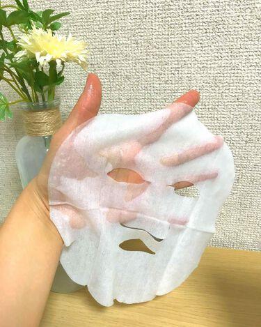フェイスマスク ルルルンプレシャスWHITE(徹底透明感タイプ)/ルルルン/シートマスク・パックを使ったクチコミ(3枚目)