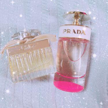 ナツさんの「プラダキャンディ キス オーデパルファム<香水(レディース)>」を含むクチコミ