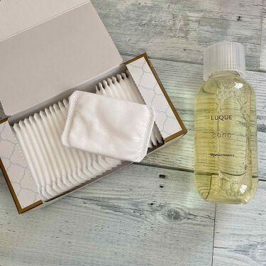 コンク/LUQUE(ルクエ)/化粧水を使ったクチコミ(3枚目)