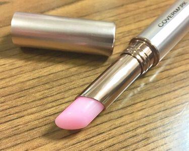 リアルフィニッシュ ブライトニング リップ エッセンス UV/COVERMARK/口紅を使ったクチコミ(1枚目)