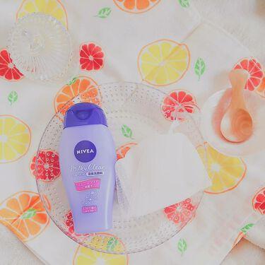 ニベア ミルキークリア洗顔料 スムースクリア/ニベア/洗顔フォームを使ったクチコミ(2枚目)