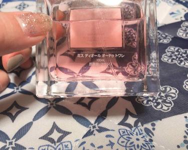ミス ディオール オードゥ トワレ/Dior/香水(レディース)を使ったクチコミ(2枚目)