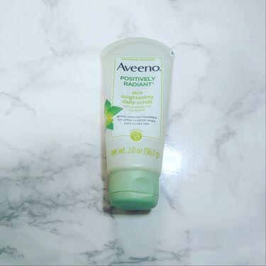Skin Brightening Daily Scrub Aveeno(海外)