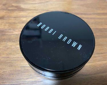 スキン ロングウェア ウェイトレス ファンデーション フル カバー クッション コンパクト/BOBBI  BROWN/その他ファンデーションを使ったクチコミ(1枚目)