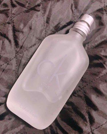 miiさんの「カルバン クラインシーケーワン オードトワレ<香水(メンズ)>」を含むクチコミ