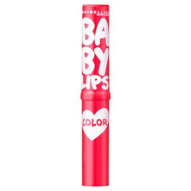リップクリーム カラー BABY LIPS 04 ポップ レッド