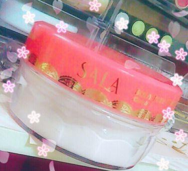 MoMo'sさんの「SALA(サラ)ボディパフパウダーN プリズムパール(サラ スウィートローズの香り)<その他ボディケア>」を含むクチコミ