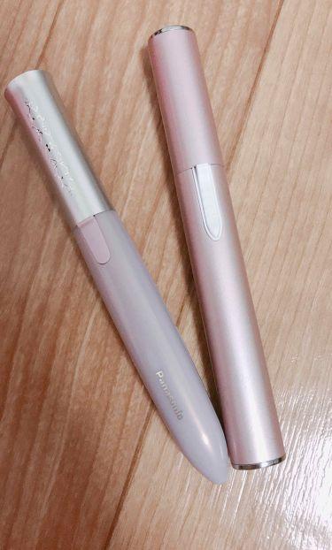 フェイスシェーバー/Panasonic/スキンケア美容家電を使ったクチコミ(2枚目)