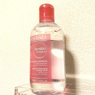 サンシビオ ダーマローション D/ビオデルマ/化粧水を使ったクチコミ(1枚目)