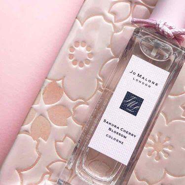 サクラチェリーブロッサムコロン/Jo MALONE LONDON/香水(レディース)を使ったクチコミ(2枚目)