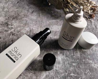 セラミド うるおいバランスミスト/Skin mania/ミスト状化粧水を使ったクチコミ(2枚目)