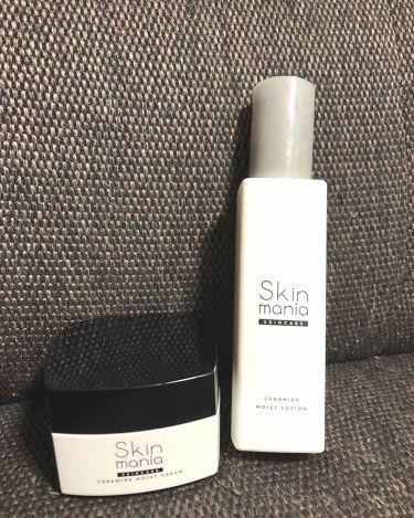 Skin mania セラミド 浸透ローション/スキンマニア/化粧水を使ったクチコミ(1枚目)