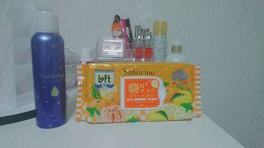 おやすミスト/サボリーノ/ミスト状化粧水を使ったクチコミ(1枚目)