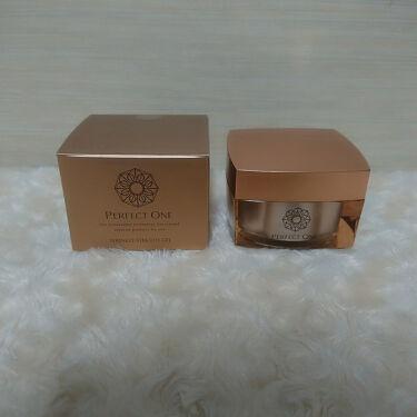 薬用リンクルストレッチジェル/パーフェクトワン/オールインワン化粧品を使ったクチコミ(1枚目)