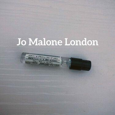 ピオニー & ブラッシュ スエード コロン/Jo MALONE LONDON/香水(レディース)を使ったクチコミ(1枚目)